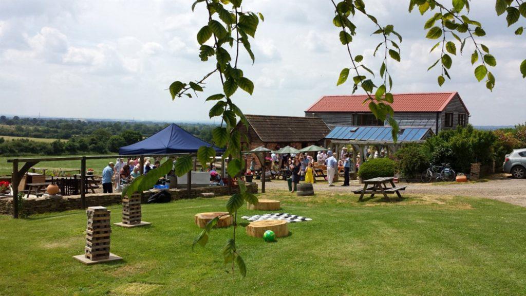Team day venues in Wiltshire